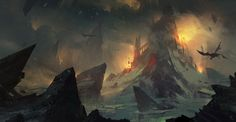 Storm fortress by Zudarts Lee on #DrawCrowd