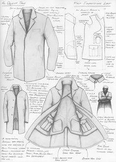 Ideas For Fashion Illustration Techniques Clothes Technical Drawings Flat Drawings, Illustration Mode, Illustration Techniques, Fashion Design Sketches, Fashion Drawings, Fashion Sketchbook, Fashion Portfolio, Fashion Flats, Apparel Design