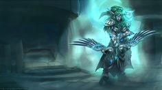 Download Tyrande Whisperwind World of Warcraft Heroes of the Storm Atryl 1920x1080