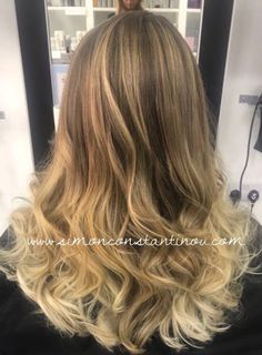 Balayage specialists in Cardiff, Wales. Call 02920461191 for a free consultation #balayage #blondebalayage
