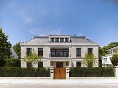 Haus R in München | Petra und Paul Kahlfeldt Architekten