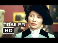 Summer In February Official Trailer - Dominic Cooper, Emily Browning, Dan Stevens, Hattie Morahan; I think whoever cast this film was a Sense and Sensibility fan! Anyway, it looks AWESOME! Period Movies, Period Dramas, Emily Browning Movies, Best Drama Movies, Hattie Morahan, Dominic Cooper, Dan Stevens, Book Posters, Chick Flicks