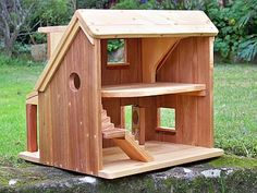 Doll Furniture, Dollhouse Furniture, Kids Furniture, Toy House, Gnome House, Diy Craft Projects, Diy Crafts To Sell, Cradle Bedding, Wooden Truck