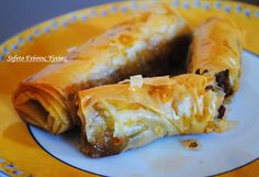 Snack Recipes, Healthy Recipes, Snacks, Healthy Meals, Candy Crash, Spanakopita, Greek Recipes, Confectionery, Main Dishes