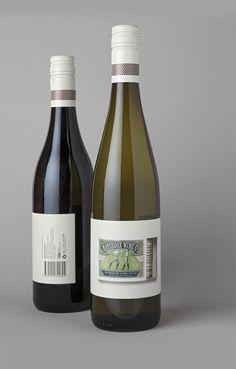 Matchbox Wine label by Xtra Shiny vinos maximum vinho