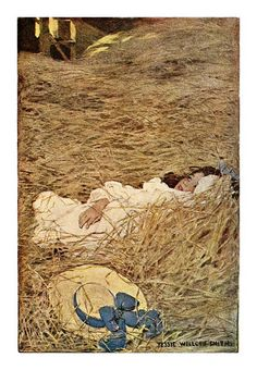 Jessie Willcox Smith, The Happy Hills of Hay