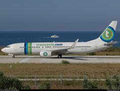 PH-HZQ Transavia Boeing 737-800