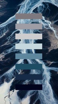 Colors of nature iphone wallpaper grey, cool phone wallpapers, moody wallpaper, graphic wallpaper Nature Color Palette, Colour Pallette, Colour Schemes, Color Combos, Decoration Inspiration, Color Inspiration, Creative Inspiration, Decor Ideas, Ocean Wallpaper