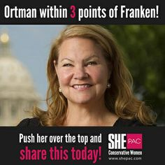 POLL: We Are Within 3% of Al Franken