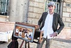 El fotógrafo minutero
