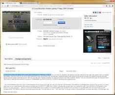 Best ebay auction ever. Parenting done right. Fun in item description. - Imgur
