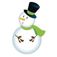 """Résultat de recherche d'images pour """"bonhomme de neige en couleur"""""""