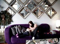34 Ideas para decorar con espejos http://cursodeorganizaciondelhogar.com/34-ideas-para-decorar-con-espejos/ 34 Ideas for decorating with mirrors #34Ideasparadecorarconespejos #Decoracion #Decoraciondeinteriores #espejosdecorativos #Ideasparadecorarinteriores #Tendenciasendecoración #Tipsdedecoracion