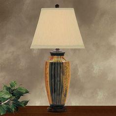JB Hirsch J15256 Lifestyle Porcelain Table Lamp