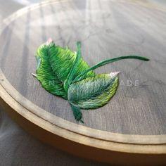 @shanxuhandmade -  Green green green!.  #shanxuhandmade   #embroiderywork #embroidery #handmade #handcraft #stitches #tambour #bordado #broderie #needlework #threadpainting #leaves  #plants #green #nature #art #homedecor #artdeco #chineseembroidery #poppy #nature   #newyear #himalayanpoppy #handembroidery # wip #刺繡 #綠絨蒿  #葉 #手作り #小物