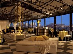 Rooftop Lounge at Taj Boston  Benny Goodman, Tommy Dorsey and Artie Shaw played here during the Big Band era.