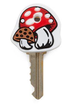 mushroom key cap