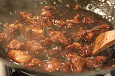 General Tso's Chicken by Food for My Family