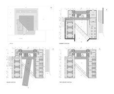 P.S.P Office Building,Plans