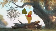 Winnie the Pooh has it pretty easy in the Hundred Acre Wood, but that's not to say his life is problem-free.
