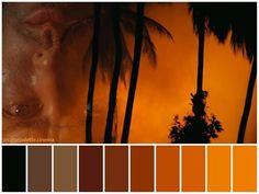 BROTHERTEDD.COM Cinema Colours, Apocalypse, Instagram Feed, Palette, Movie Posters, Color, Dance, Film, Art
