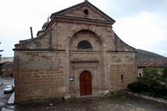 Publicamos la parroquia de Santa María de Sigüenza. #historia #turismo http://www.rutasconhistoria.es/loc/parroquia-de-santa-maria-de-siguenza