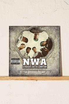 N.W.A - Straight Outta Compton LP