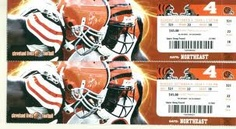 Great Seats To Paul Brown Stadium!  See Your Bengals Up Close at The Lowest Prices.
