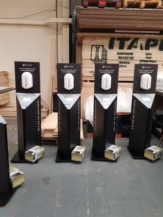 Our hand sanitizer dispenser displays for Peloton will be getting installed into retail stores across the UK and in Germany this month! We are proud and fortunate to be able to help and do what we can during COVID-19. #covid19 #peloton #installation #help #handsanitizer #dispenser #displays #proud #retaildisplay #retaildesign #germany #uk #displaydesign #retail #manufacturing #metalwork #distribution Pop Display, Display Design, Hand Sanitizer Dispenser, Retail Merchandising, Point Of Purchase, Retail Stores, Retail Design, Metal Working, Germany