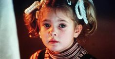 Picture: Drew Barrymore in 'E.: The Extra-Terrestrial.' Pic is in a photo gallery for Drew Barrymore featuring 42 pictures. Drew Barrymore Daughter, Drew Barrymore Young, Barrymore Family, Emma Watson, Movie Talk, Neil Patrick Harris, Extra Terrestrial, Child Actors, Young Actors