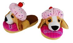 Petcakes Series 1 Slippers! http://www.wellmadetoy.com