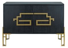 Currey and Company Zhin II Sideboard 3259