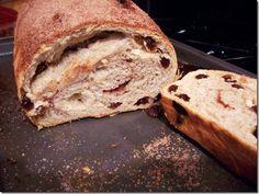 Cinnamon Swirl Bread from Eat Chic Chicago. Find the recipe at http://www.eatchicchicago.com/blog/2010/03/27/cinnamon-swirl-raisin-bread/