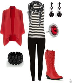 New red cowboy boats outfit winter casual 39 Ideas Casual Dress Outfits, Summer Dress Outfits, Casual Winter Outfits, Sweater Outfits, Girl Outfits, Cute Outfits, Outfit Winter, Red Outfits, Outfit Jeans