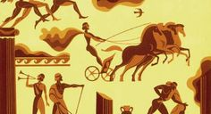 How to hold the Olympic Games in Ancient Greece Iron Age, Central Europe, Ancient Greece, Olympic Games, Olympics, Celtic, Folk, Greek, Pictures
