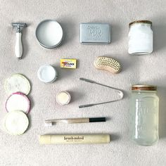 New to Zero Waste and you're not sure where to start? Here are some ideas for zero waste swaps. Keep in mind that it takes time to… Zero Waste, Reduce Waste, Recycling Information, Waste Reduction, Save Our Earth, Green Tips, Bathroom Essentials, Slow Living, Natural Cleaning Products