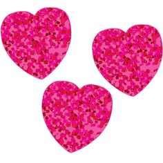 Sparkly  Heart Stickers make everything feel more like Valentine's Day!