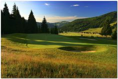 Gray Bear Tale, #golf course #Slovakia    www.tale.sk www.miceslovakia.com