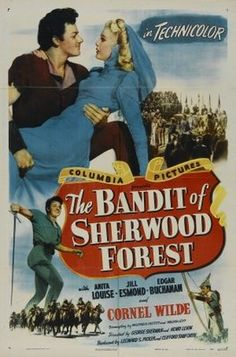 Bandit of Sherwood Forest (1946)