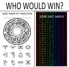 Who would win? <<< Some shit nerd obviously. Homestuck fans will rule the world someday.