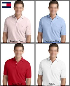 Use coupon code THPOLO1 to get a dollar off these Tommy Hilfiger assorted color men's polo shirts -only $18.99 at Shnoop!