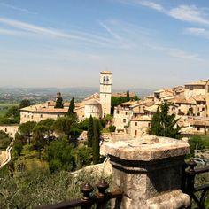 Asisi, Italy