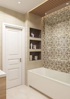 Ideas Bathroom Floor Ideas Tile Layout For 2019 Baths Interior, Bathroom Interior, Modern Bathroom, Ikea Bathroom, Bathroom Small, Minimalist Bathroom, Bathroom Shelves, Bathroom Ideas, Wood Floor Bathroom