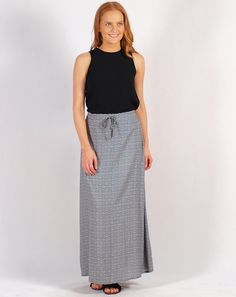 Sunny girl maxi dress