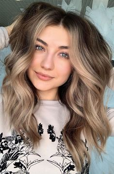 Hair Color For Black Hair, Cool Hair Color, Hair Cuts And Color Ideas, Summer Hair Colour, Lighter Brown Hair Color, Fall Blonde Hair Color, Creamy Blonde, Brown Blonde Hair, Blonde For Fall