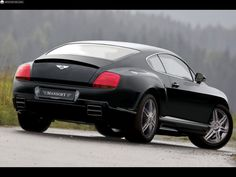 Fotos del Mansory Bentley Continental GT & GTC - 7 / 16