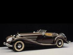 1934 Mercedes Benz_500K_Luxury_Roadster