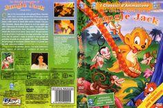 La grande avventura di Jungle Jack (Jungledyret, 1993), Dvd cover Ita (3192x2136)