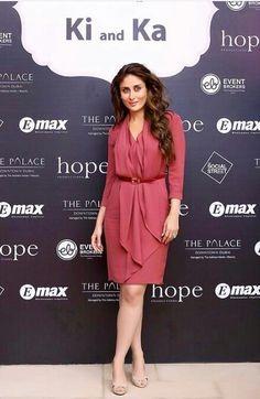 """Kareena Kapoor at the Celebrations of the Movie """"Ki and Ka"""" in Dubai at The Palace Downtown."""