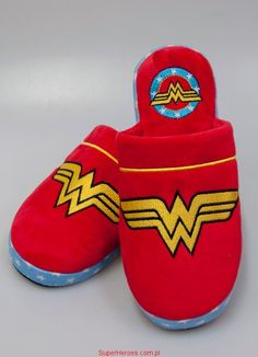 Kapcie Wonder Woman
